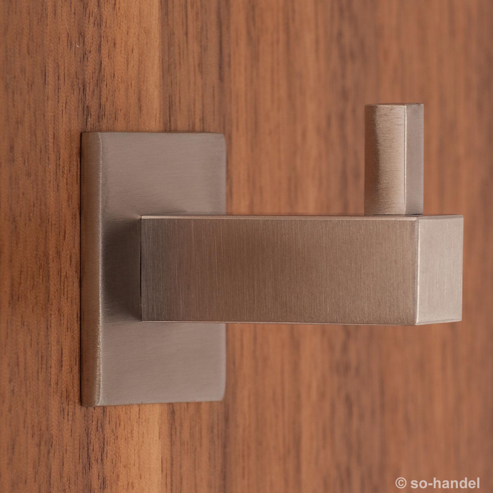 kleiderhaken edelstahl garderobenhaken wandhaken. Black Bedroom Furniture Sets. Home Design Ideas