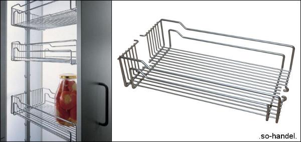 komplettset kesseb hmer dispensa x apothekerauszug hochschrankauszug ebay. Black Bedroom Furniture Sets. Home Design Ideas