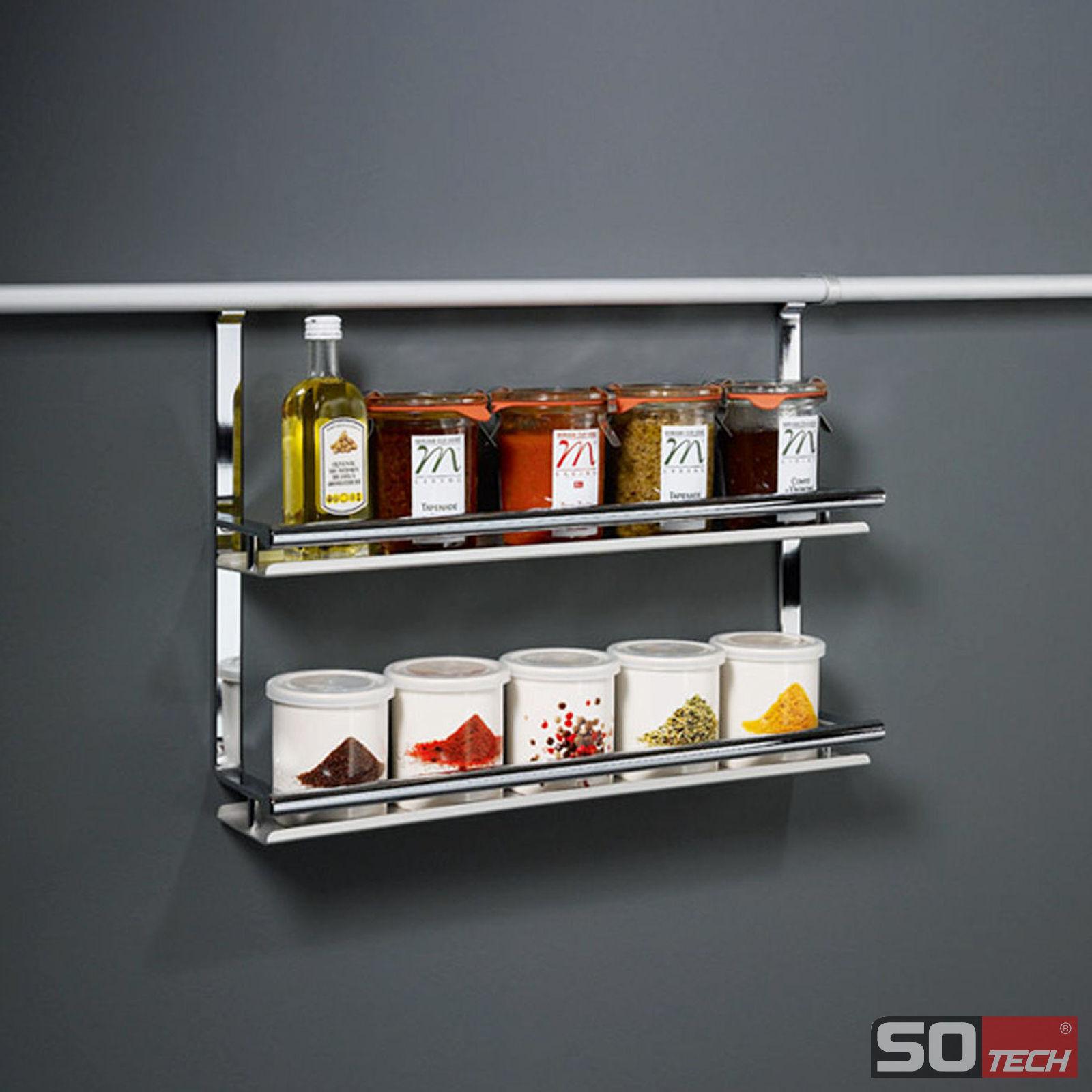 Kesseb hmer linero 2000 relingsystem k chenreling ebay for Food bar 2000