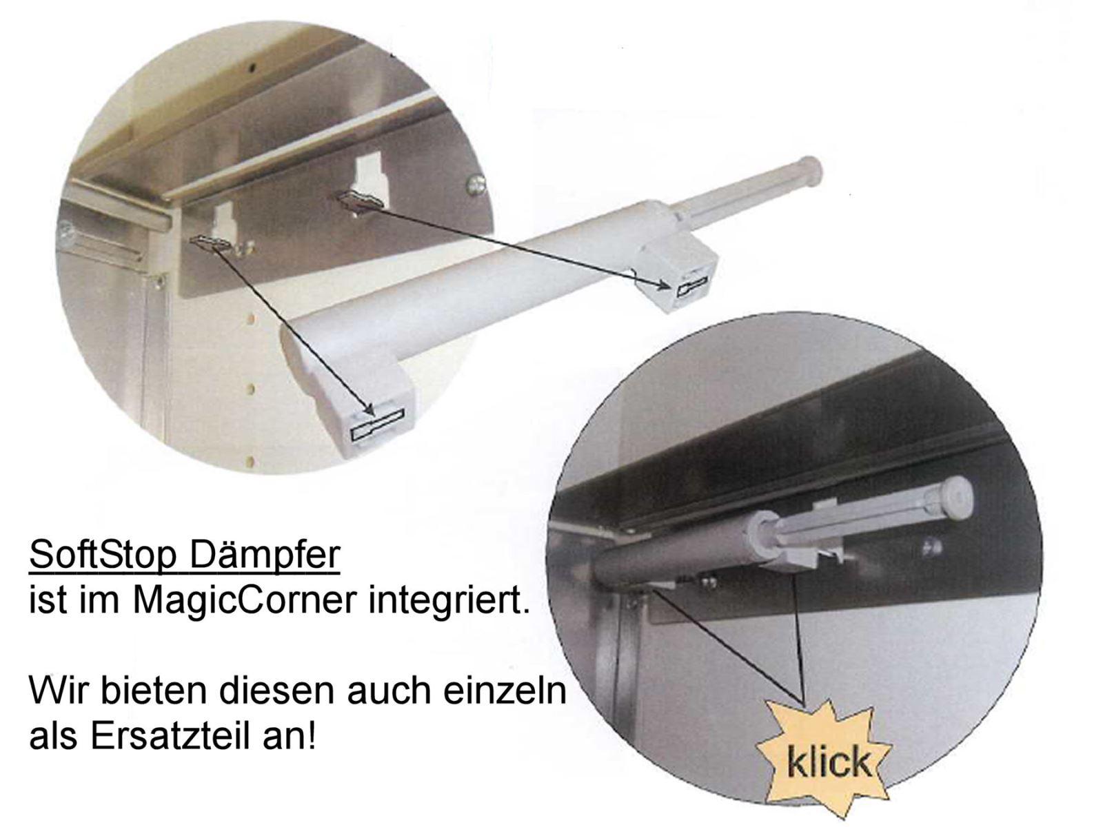 Ikea Malm Bett Letzter Schritt ~ Kesseboehmer MagicCorner Eckschrankbeschlag Eckschrank Schwenkauszug