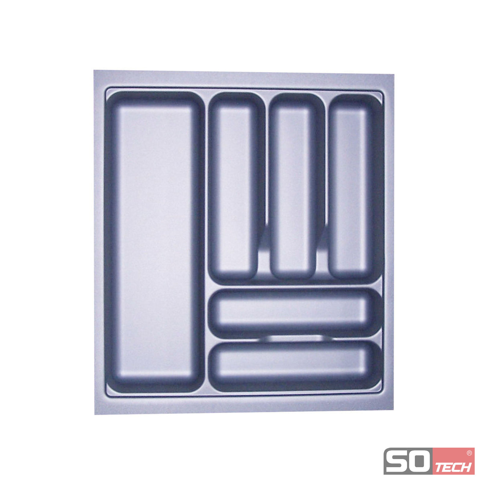 besteckeinsatz orga box f r 50cm schublade besteckkasten schubladenteiler ebay. Black Bedroom Furniture Sets. Home Design Ideas
