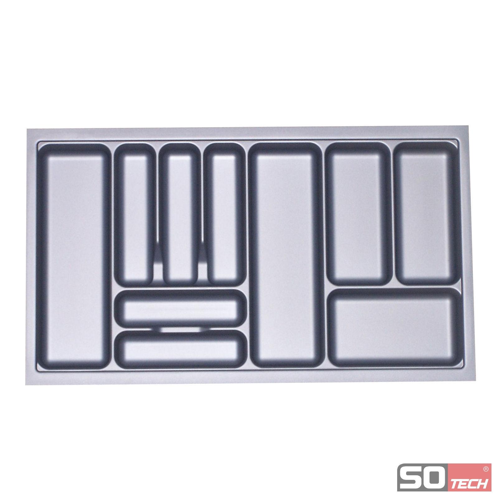 besteckeinsatz orga box 174 f 252 r 90cm schublade besteckeinteilung schubladeneinsatz ebay