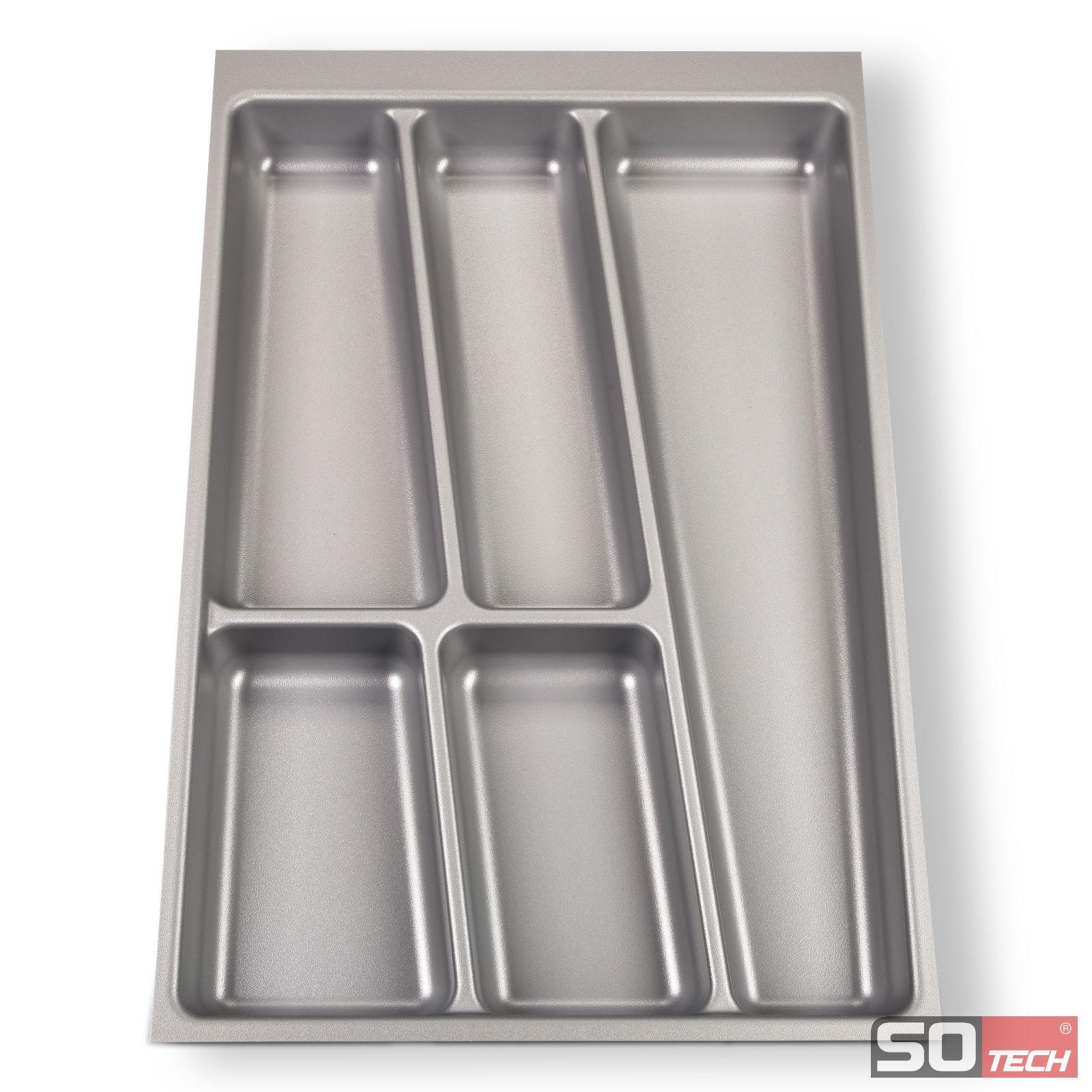 Besteckeinsatz ORGA BOX für 40cm Schublade Besteckkasten