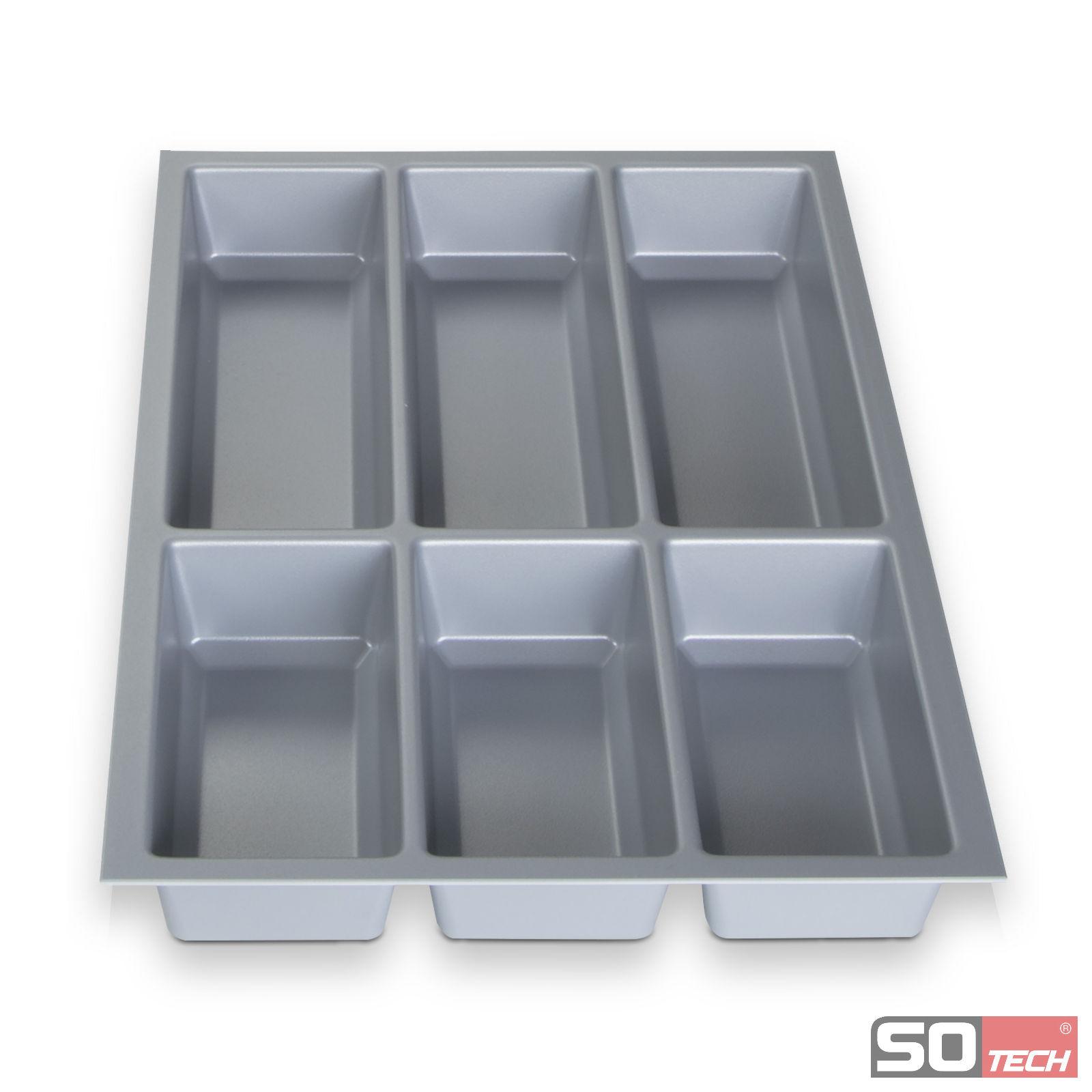 Besteckeinsatz orga box f r 40cm schublade besteckkasten for Ikea besteckeinsatz