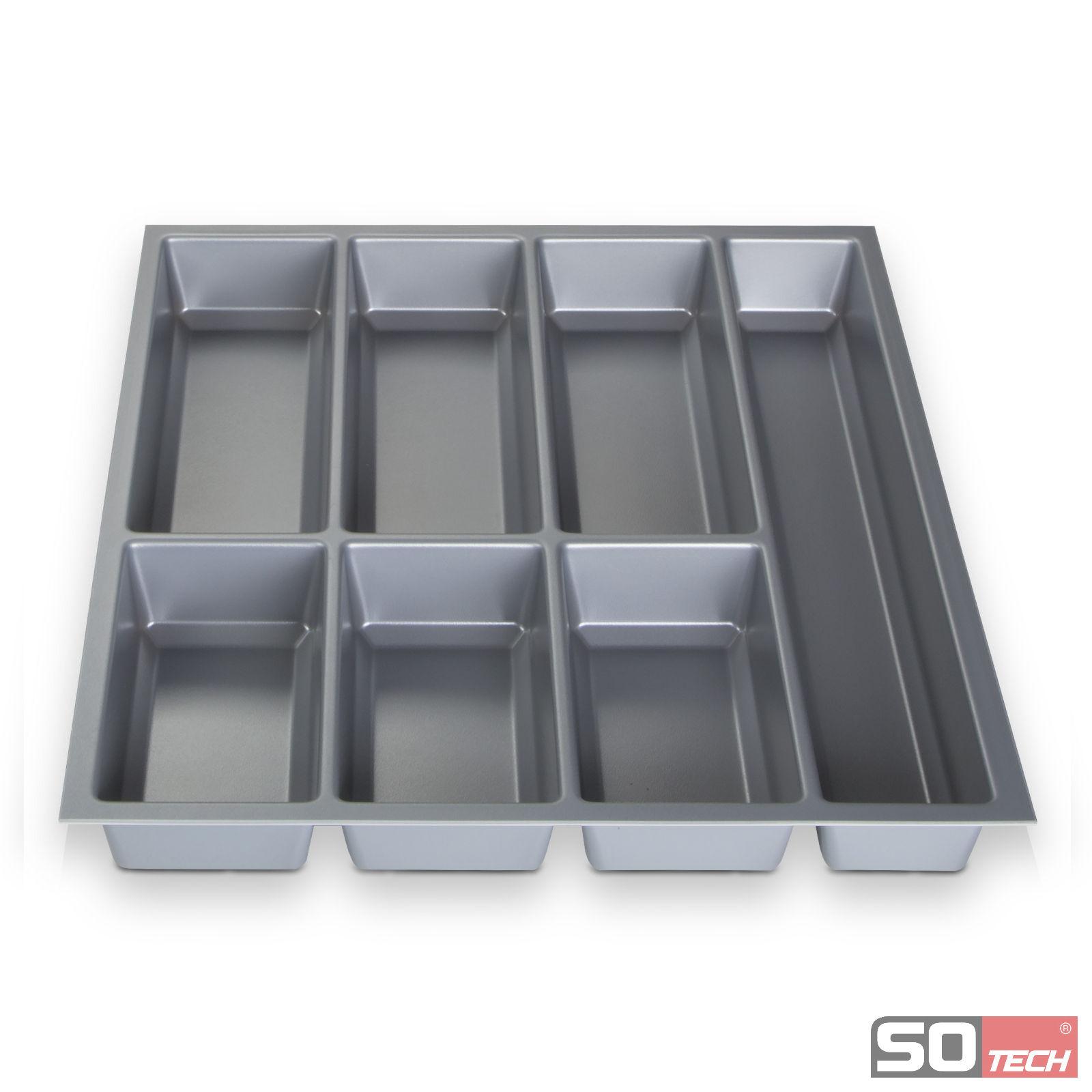 besteckeinsatz orga box f r 50cm schublade besteckkasten. Black Bedroom Furniture Sets. Home Design Ideas
