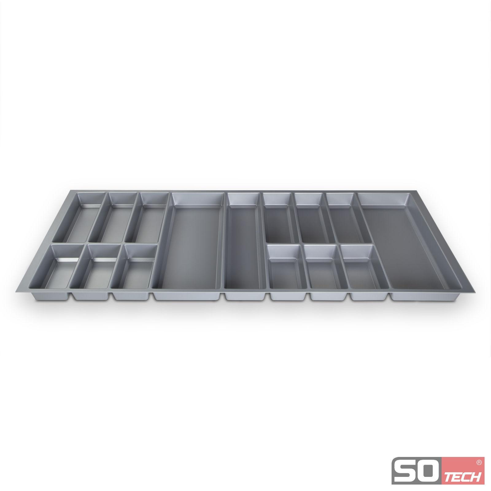 besteckeinsatz orga box f r 120cm schublade besteckkasten. Black Bedroom Furniture Sets. Home Design Ideas