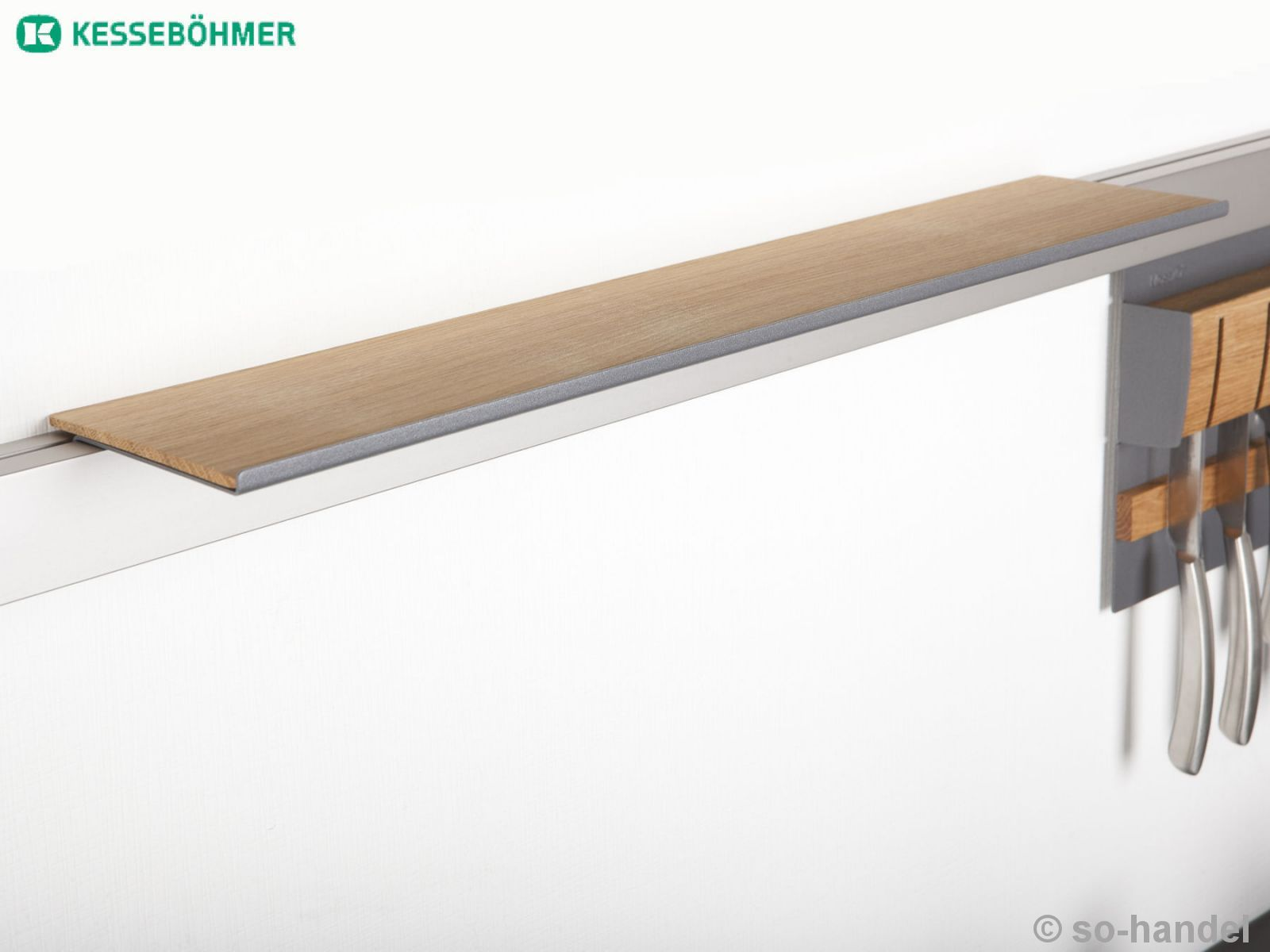 Kessebohmer linero mosaiq deko einleger deko einleger for Küchen relingsystem