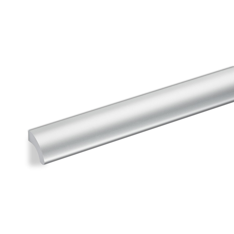 SO-TECH® Griffleiste BA 256 mm Alu eloxiert EV1 Möbelgriff Schrankgriff Türgriff