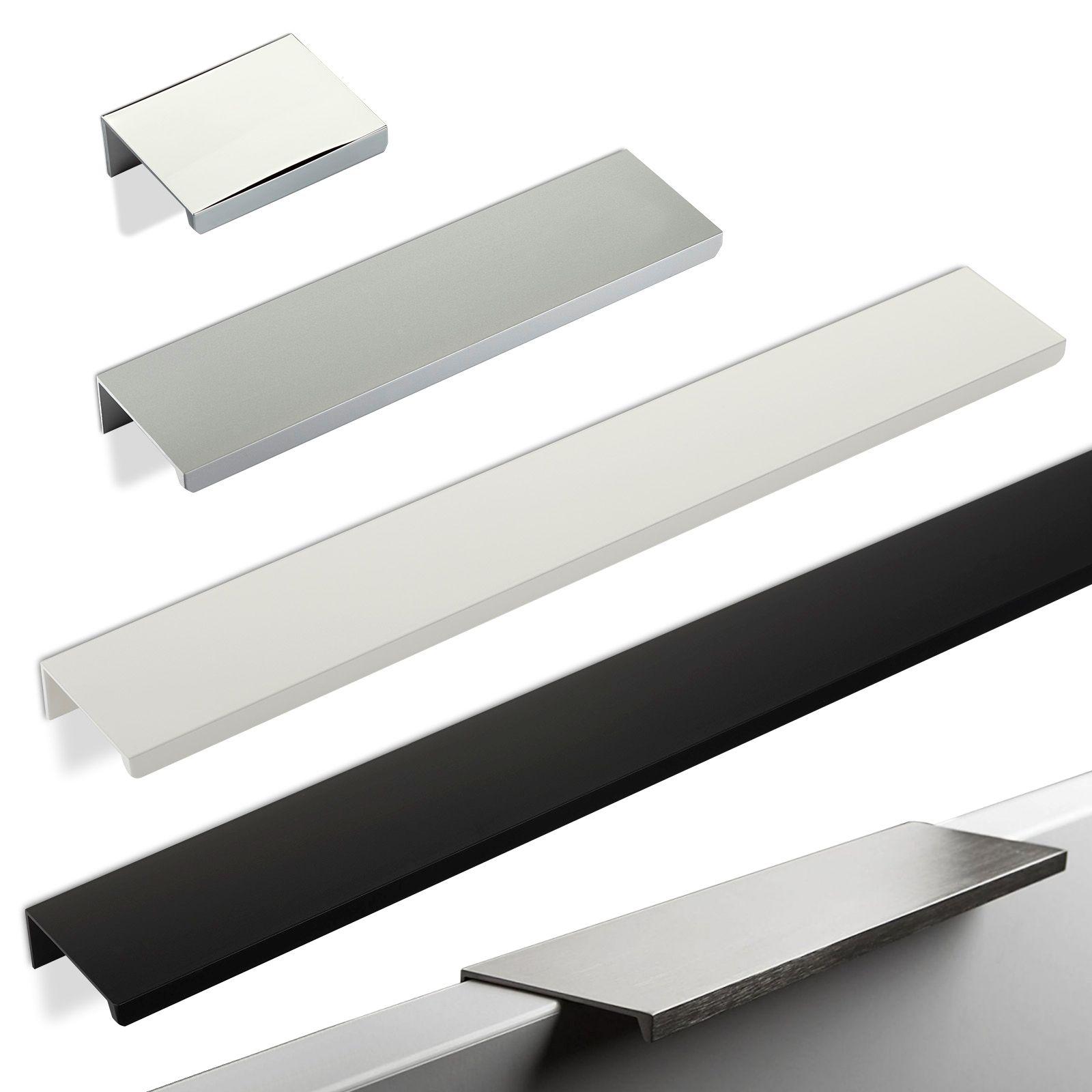 Griffleiste aus Aluminium