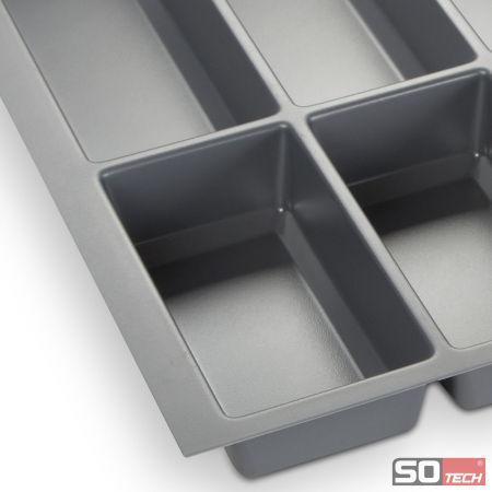 orga box iv universal besteckeinsatz f r 80 cm. Black Bedroom Furniture Sets. Home Design Ideas