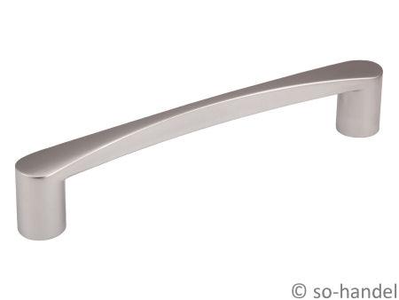 M belgriff chrom matt ba 160 mm k chengriffe for Schubladengriffe metall